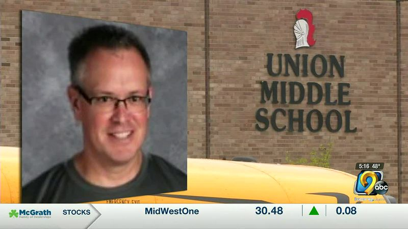 Amid a sexual incident investigation, the Union School District will pay teacher to go away
