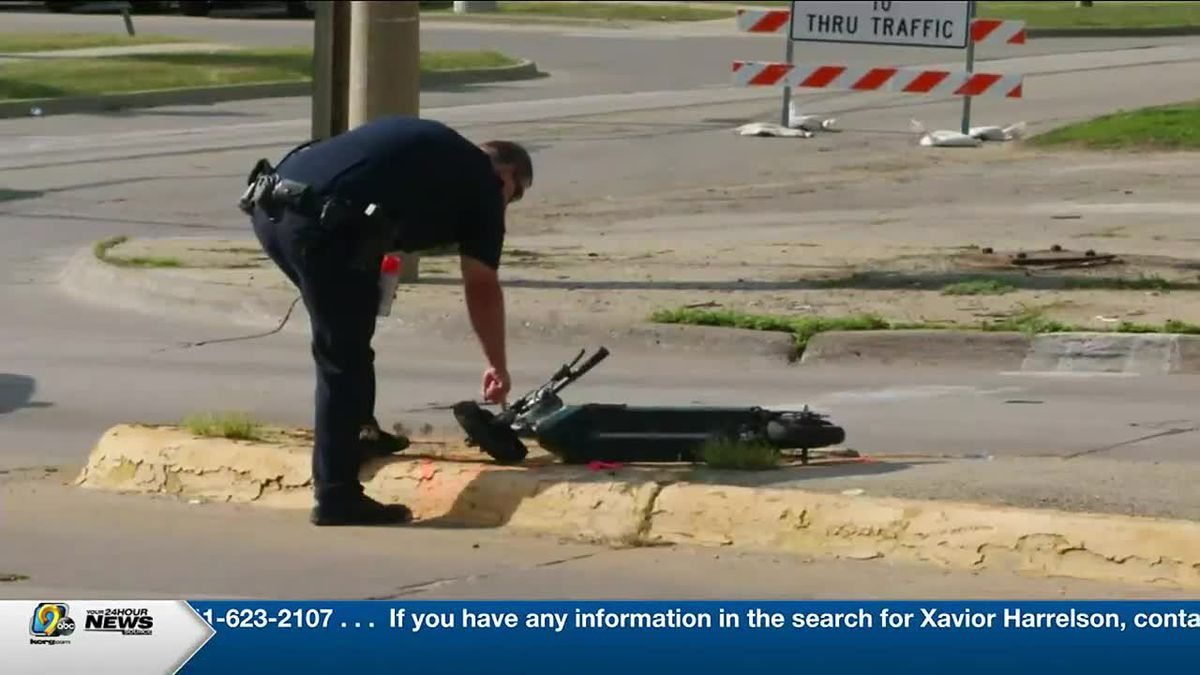 Cedar Rapids police investigating after two 12-year-old boys hit while riding a scooter