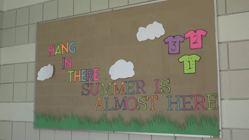 The last day of school for students in the Linn Mar School District is Friday, bringing to a...