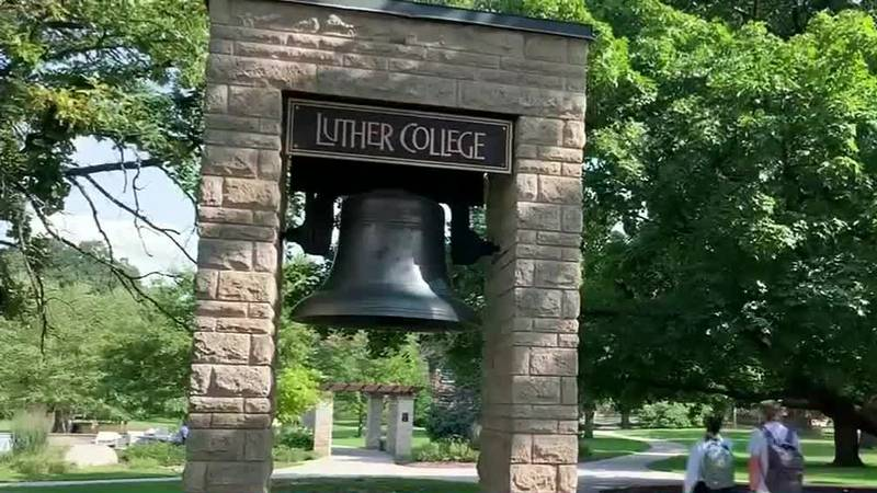 Some incoming Luther College students could get free tuition.