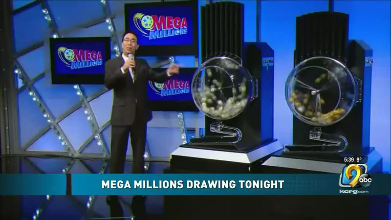 Friday night is the drawing for the Mega Millions jackpot.The jackpot is now the...