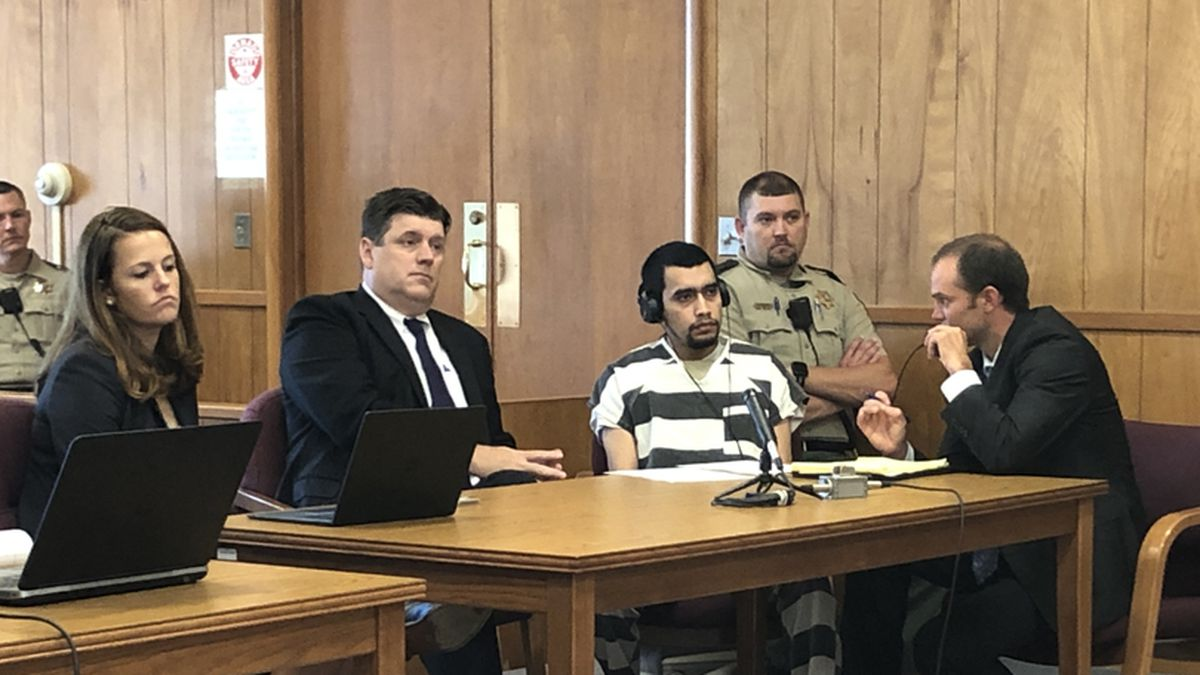 Cristhian Bahena Rivera, the man accused of killing Mollie Tibbetts, waived his right to a speedy trial Friday morning. (Courtesy: KCCI)