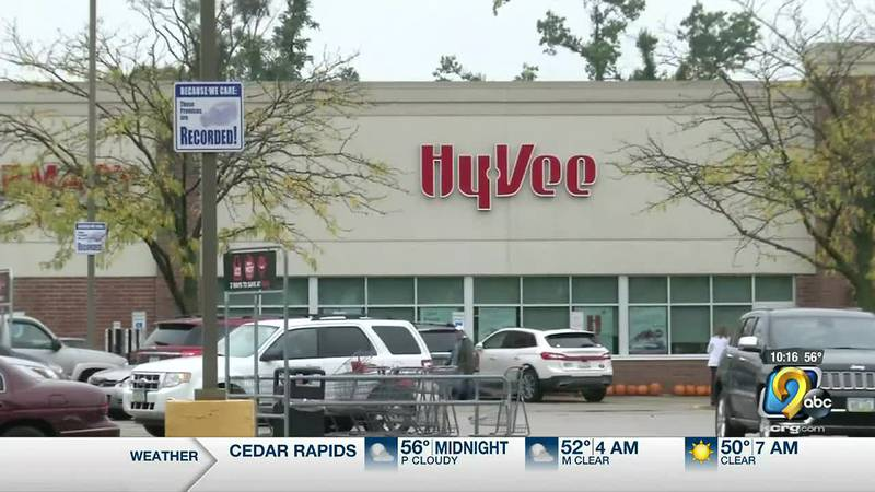 Proposal for additions to Johnson Ave Hy-Vee in NW Cedar Rapids