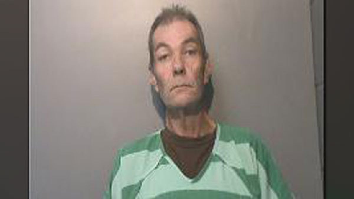 54-year-old Dewey Moraine is charged with two counts of assault while displaying a dangerous weapon and one count of impersonating a public official.