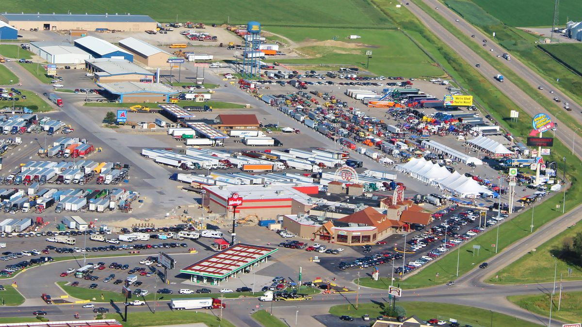 World S Largest Truck Stop Keeps On Growing