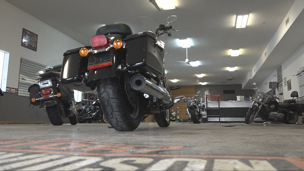 Ownership at A-1 Performance Powersports says more than $200,000 of merchandise, including...