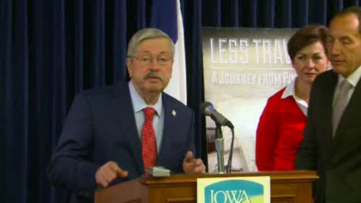 Governor Terry Branstad announced the addition of three new scenic state byways and additions...