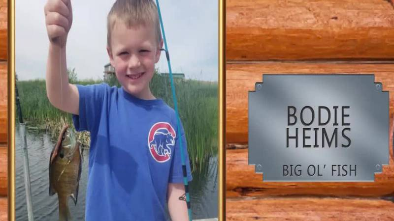 Big Ol Fish, July 9th