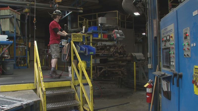 Centro Inc. in North Liberty says it uses a train-up program to provide opportunities for...