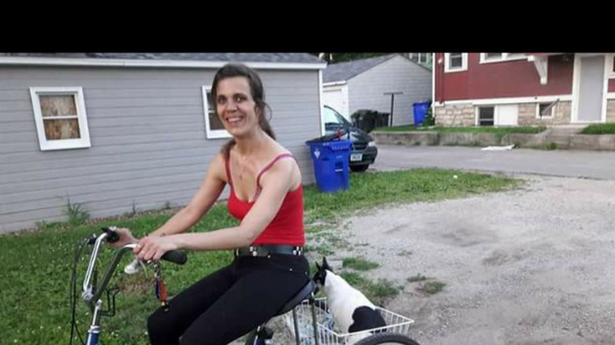 Bridget Kuhlman needs a 3-wheeled bike in order to get around and get to work.  Someone stole...