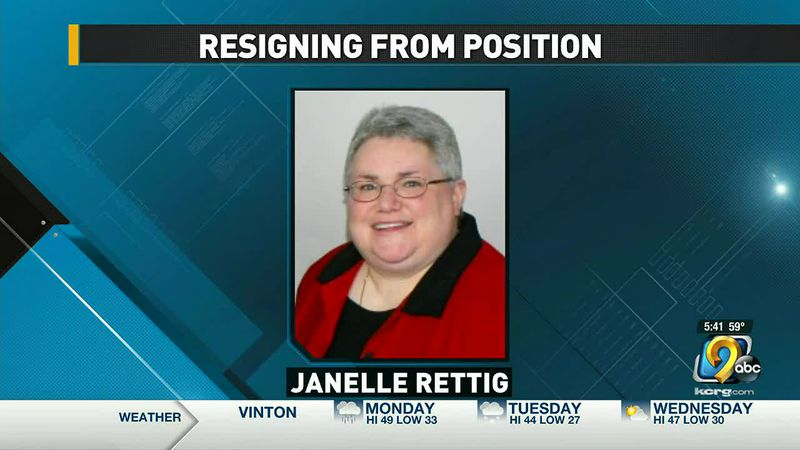 Johnson County Supervisor announces resignation