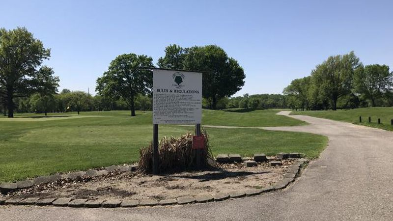 Jones Golf Course in a May 2017 photo (KCRG File Photo)