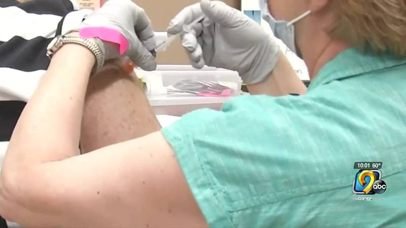 Johnson County Health Department looks at alternative methods of getting younger adults...