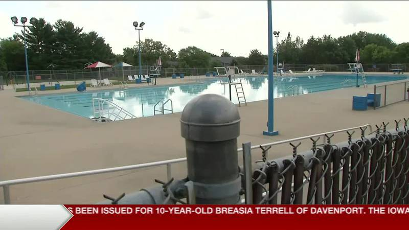 An aquatics study will determine if a future water park could replace Marion's aging city pool.