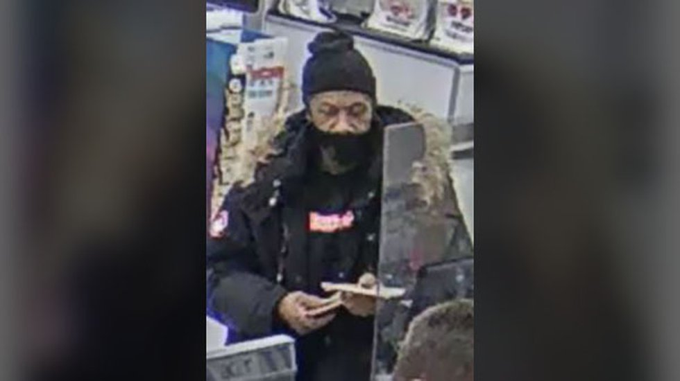 The Cedar Rapids Police Department are asking the public's assistance identifying the suspect...