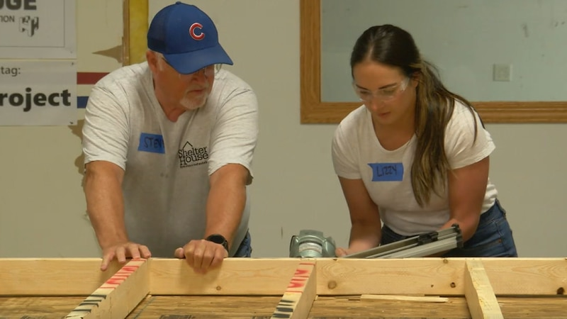 Shelter House begins construction on new project