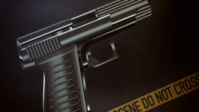 One person was killed over the weekend in Calhoun County.