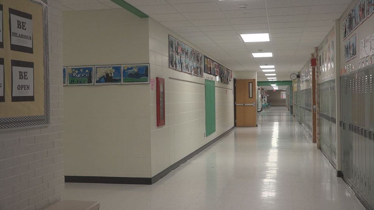 The Dubuque school district is reworking their gifted and at-risk programs to better accommodate students in Dubuque, Iowa on March 2nd, 2020. (Maggie Wedlake, KCRG)