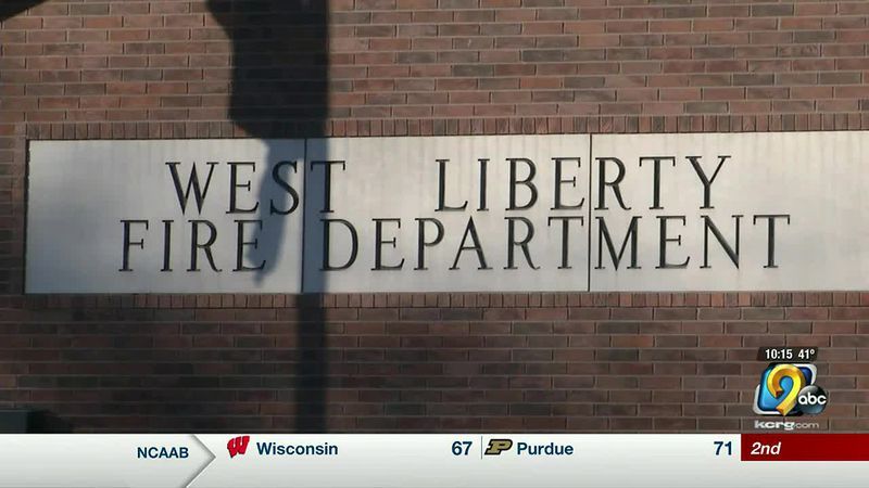 West Liberty Volunteer Fire Department worried about changes