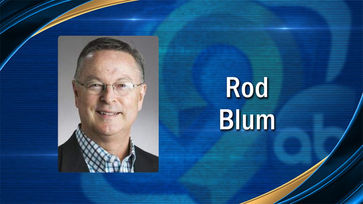 Rod Blum, Republican candidate for US Congress District 1, photographed Oct. 10, 2014, in Cedar...