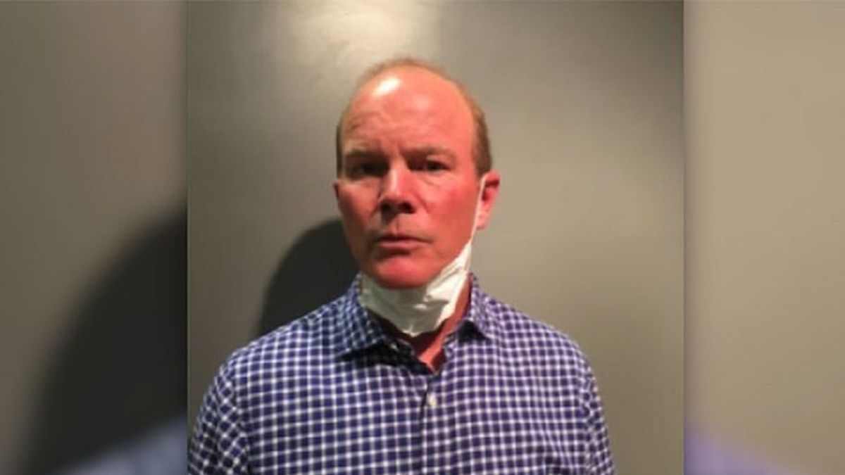 Police arrested and charged 60-year-old Anthony Brennan for allegedly confronting and attacked BLM supporters in Maryland.