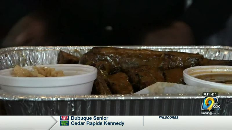 A Dubuque business owner said he wants to fill the void for good barbecue in northeast Iowa.