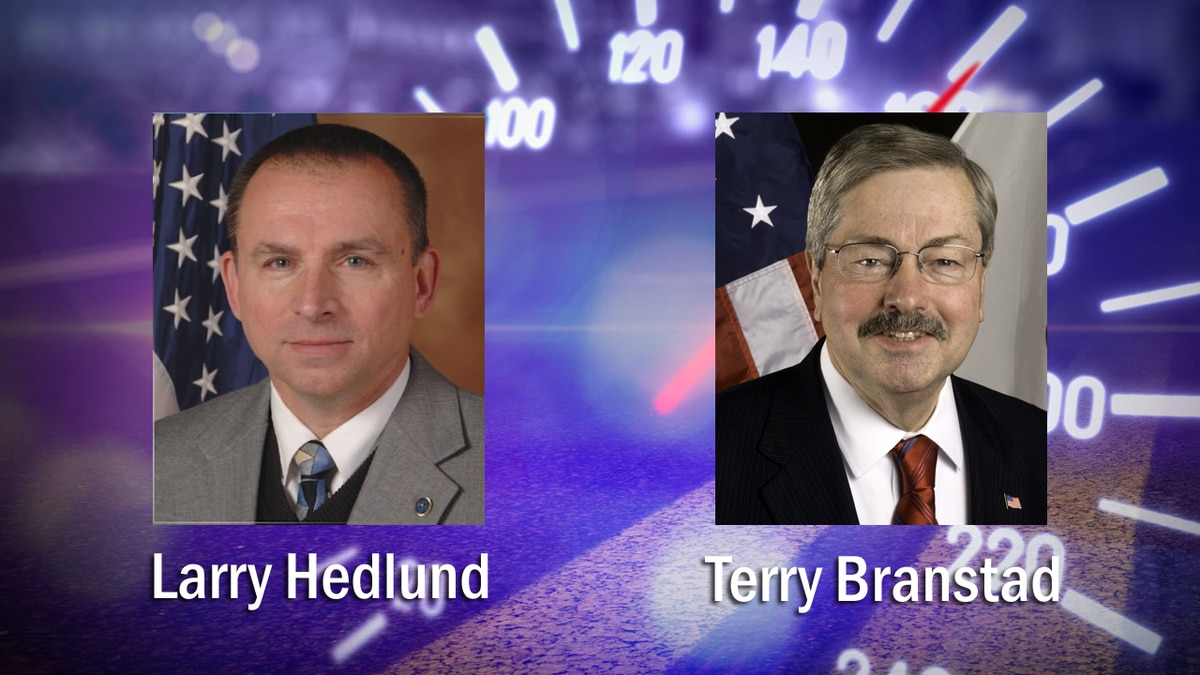 Larry Hedlund is the former Division of Criminal Investigation agent who was fired in 2013,...