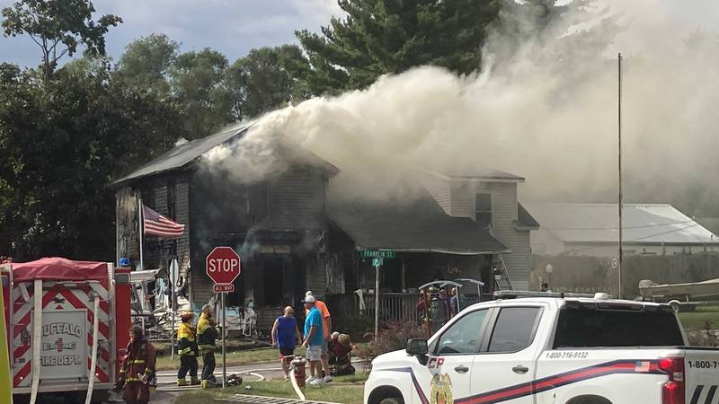 The Buffalo Police Department has identified a man killed in a house fire Friday as 63-year-old...