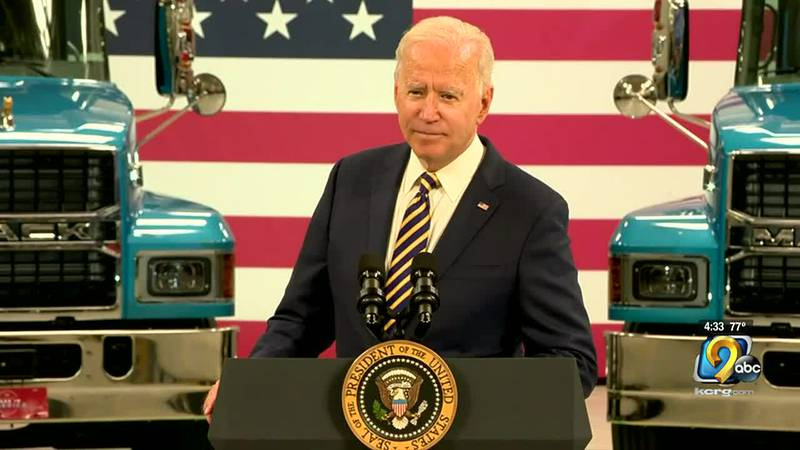 President Joe Biden is expected to announce his plans to get more Americans vaccinated.
