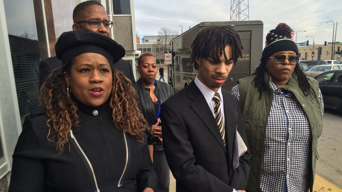 Both local and national activists talk about the case of Antonio King who is also known as...