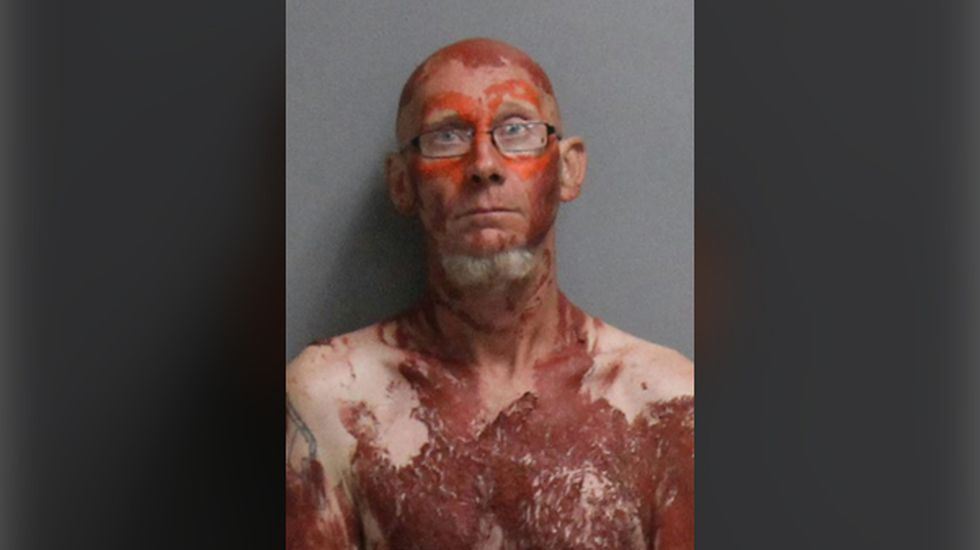 The Poweshiek County Sheriff's Office arrested 49-year-old Dwaine Bauman after an hours long standoff and he's accused of setting fires.
