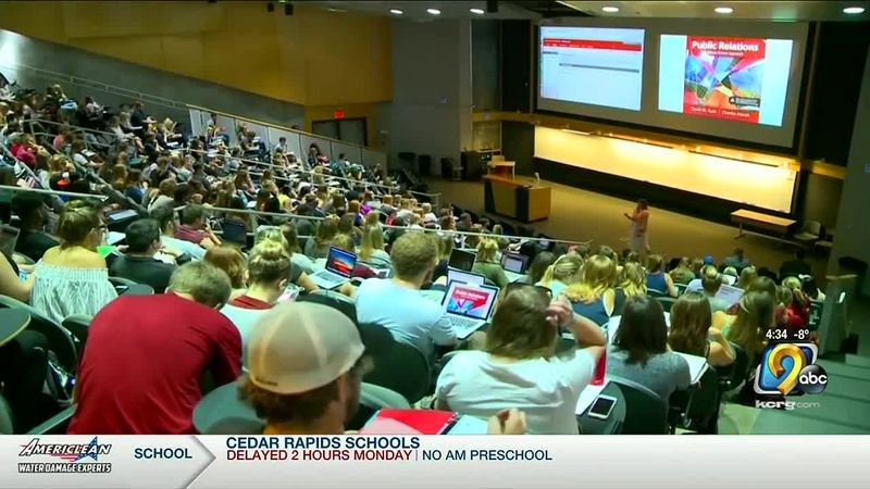 Iowa Republican lawmakers are considering bills that would end tenure for professors at Iowa's...