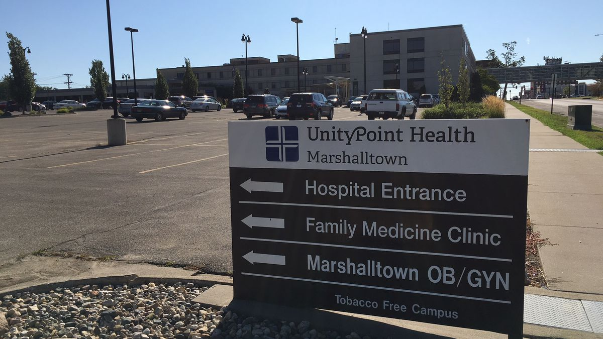 UnityPoint Health - Marshalltown recently announced its obstetrics unit and women's health...