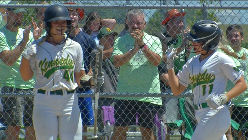 Kennedy softball advances to the 5A semifinal