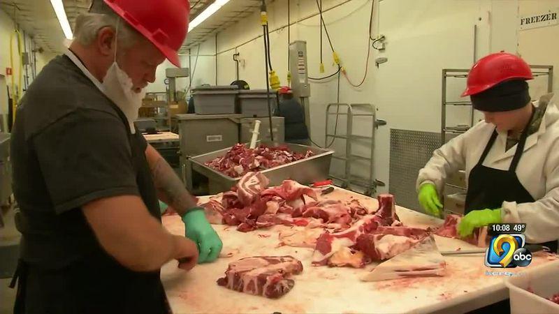 Legislation Aims to help small meat lockers
