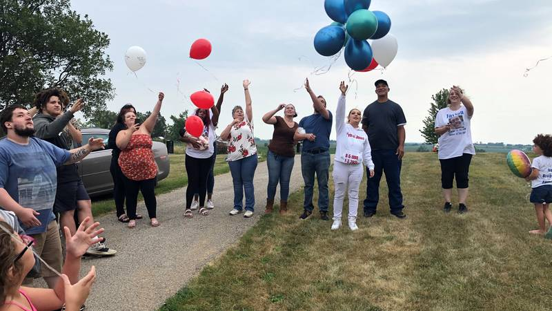 Event held on what would have been Jones' 22nd birthday