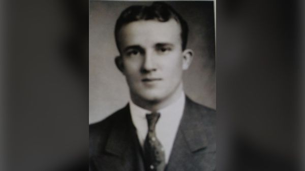Nearly 77 years after leaving for a patrol in present-day Papua New Guinea during WWII, Pvt. Laurel W. Ebert is returning home to Iowa. (Iowa National Guard)