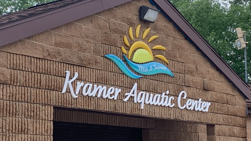 Manchester pool renamed in honor of Mayor Milt Kramer, and his wife Joanne, and their decades...