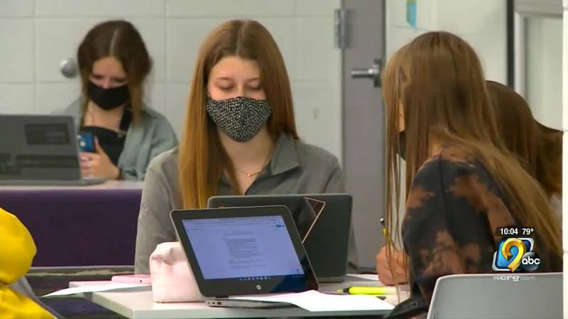 Some teachers say they have concerns about unvaccinated students carrying and spreading the...