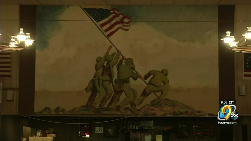 Group in Benton County works to save their American Legion Hall