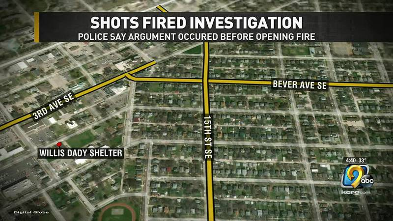 Cedar Rapids Police are investigating two separate reports of gunshots that happened on...