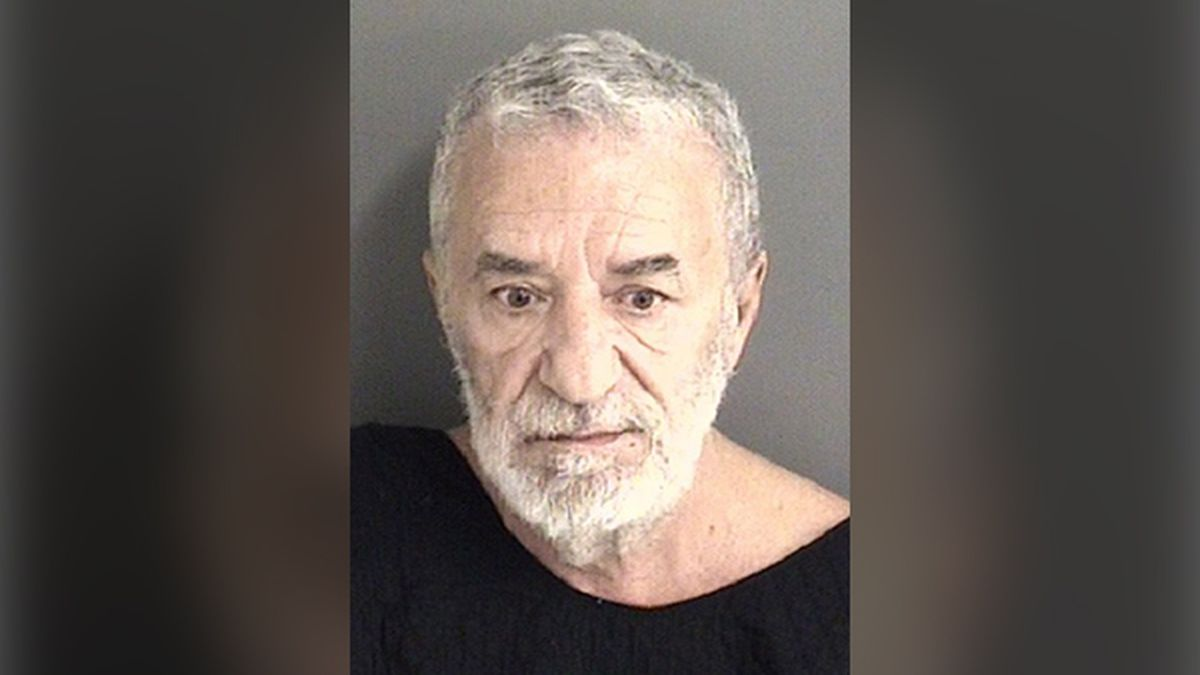 Authorities say 71-year-old Gary Pillman, of Zearing, is accused of stabbing and killing his wife following an argument. (Courtesy image)
