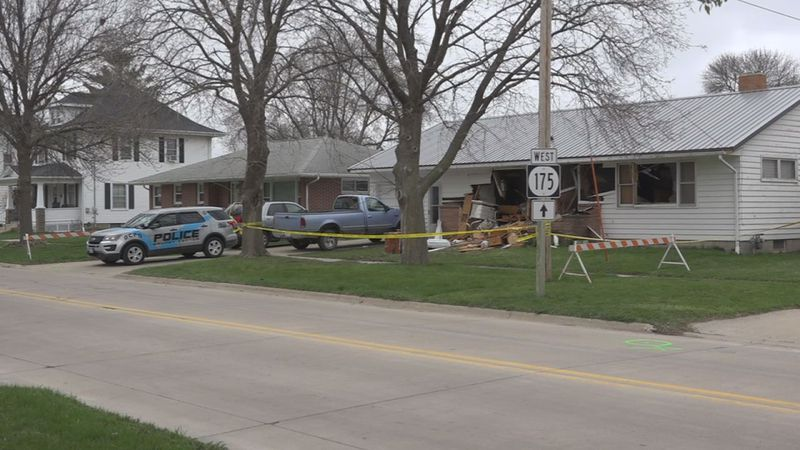 A neighbor spoke with KCRG-TV9 after a standoff in Grundy Center left an Iowa State Patrol...