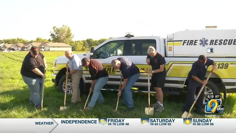 Solon Fire Department breaks ground for new $3.7 million facility