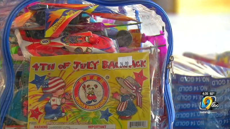 Eastern Iowa firefighters worried about people using fireworks during dry conditions