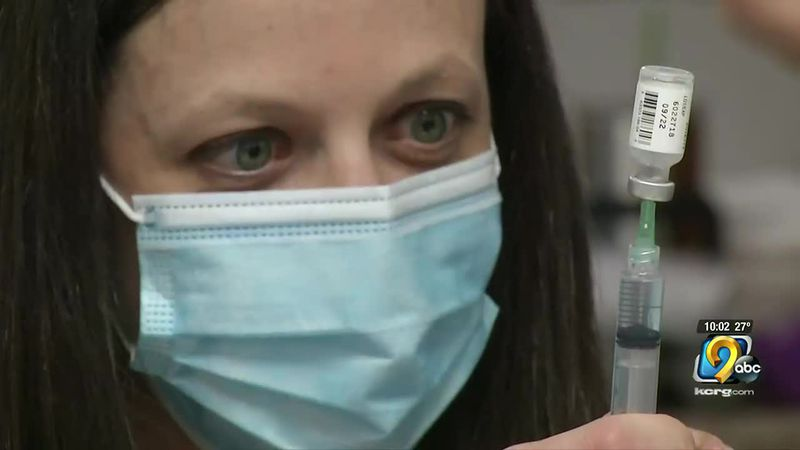 Iowa ranks 46th nationally in COVID vaccine allocation