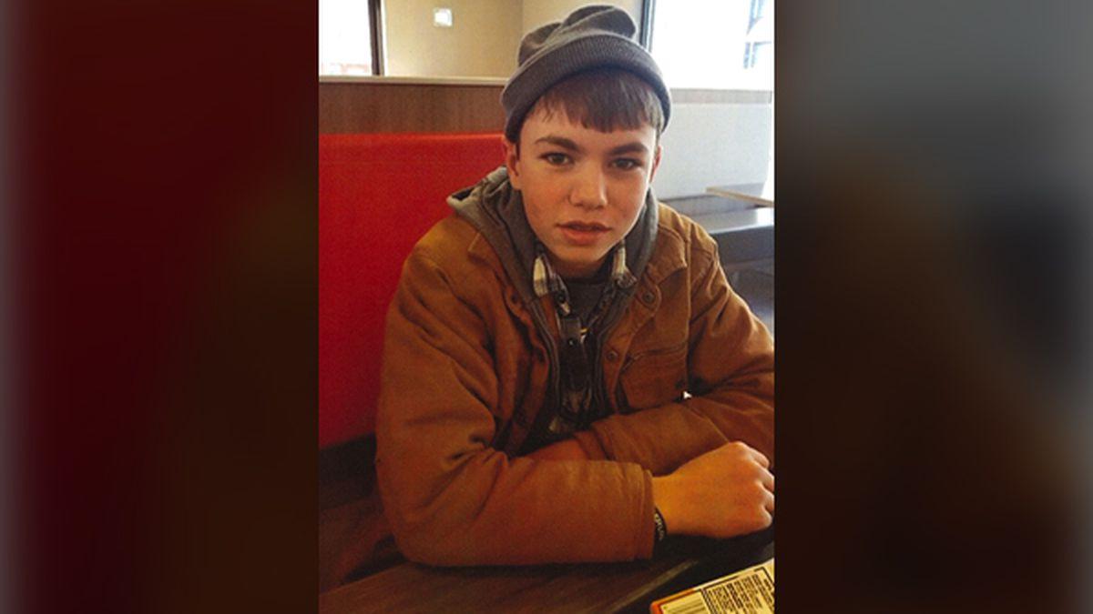 Ethan Joseph Paris, 15