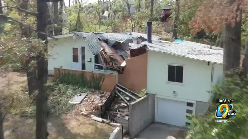 Housing issues following August 10th derecho