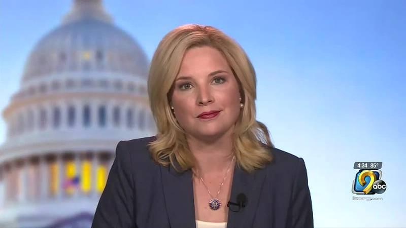 Iowa First District Congresswoman Ashley Hinson has said she'll oppose both raising the debt...