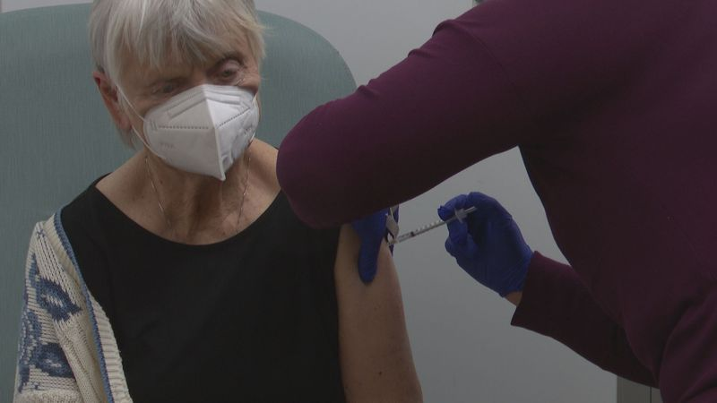 Right now, older adults in Wisconsin are beginning to receive the COVID-19 vaccine.